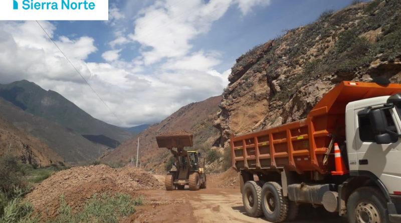 comunicado-convial-sierra-norte-atiende-desastres-chilete-en-ruta-cajamarca