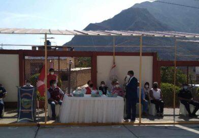 En vivo: Ministro de la Producción en Chilete